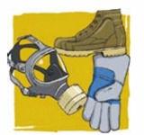 , Индивидуальное защитное снаряжение (ИЗС)