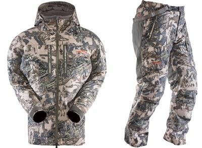 Одежда охотника ситка